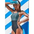 adidas Performance Badeanzug, im Colorblocking-Design