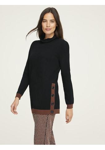 Pullover mit Seitenschlitz kaufen