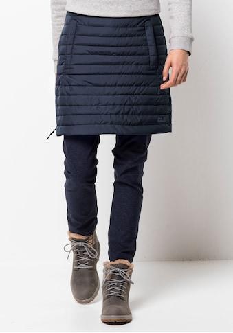 Jack Wolfskin Minirock »ICEGUARD SKIRT« kaufen