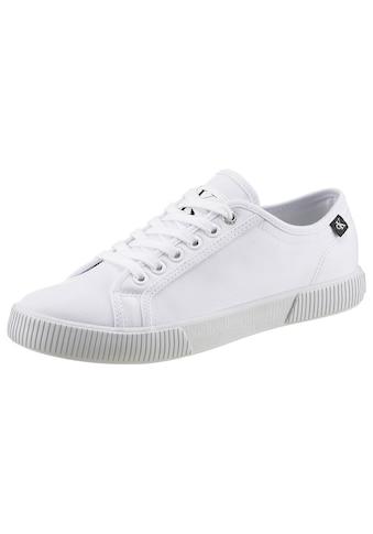 Calvin Klein Sneaker, mit Logoschriftzug auf der Zunge kaufen