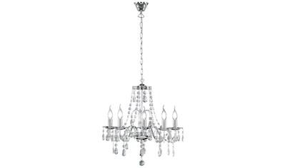 TRIO Leuchten Kronleuchter »Baroque«, E14, Hängeleuchte, Pendellampe, Pendelleuchte,... kaufen