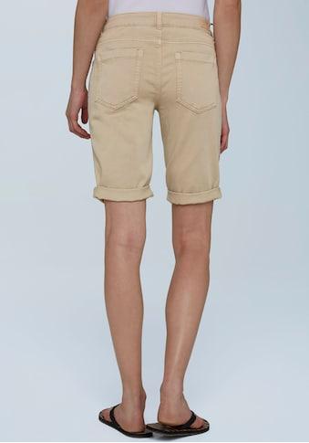 SOCCX Jeansshorts »Deby«, mit Zierband auf der Seitennaht kaufen