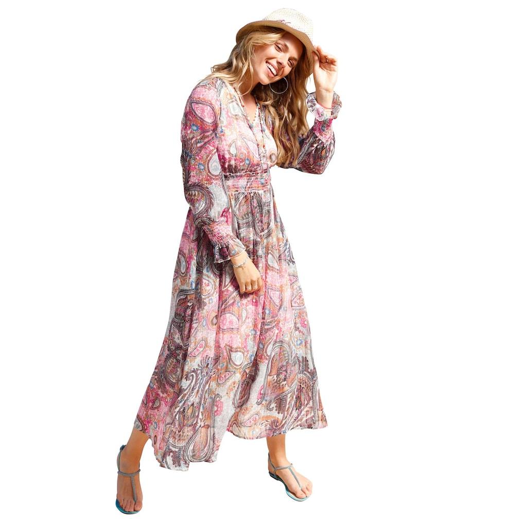 Inspirationen Maxikleid »Kleid«
