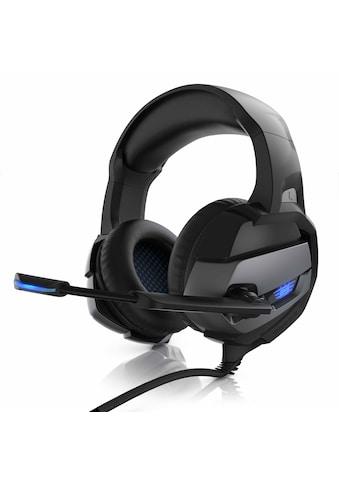 """CSL USB Gaming Headset """"GHS - 201"""" mit Mikrofon »Kopfhörer für Windows, Mac, PS3, PS4,... kaufen"""