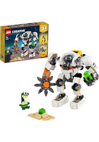 LEGO® Konstruktionsspielsteine »Weltraum-Mech (31115), LEGO® Creator«, (327 St.), Made... kaufen