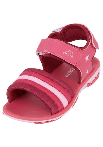 Kappa Sandale »KYA KIDS«, mit zwei weitenregulierbaren Klettverschlüssen kaufen
