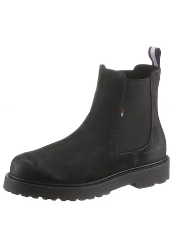 TOMMY JEANS Chelseaboots »SUEDE CHELSEA BOOT« kaufen