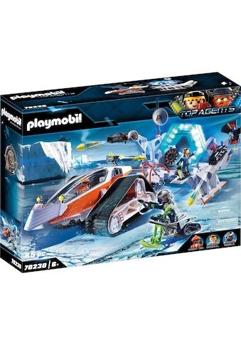 "Playmobil® Konstruktions - Spielset ""Spy Team Kommandoschlitten (70230), Top Agents"", Kunststoff, (85 - tlg.) kaufen"
