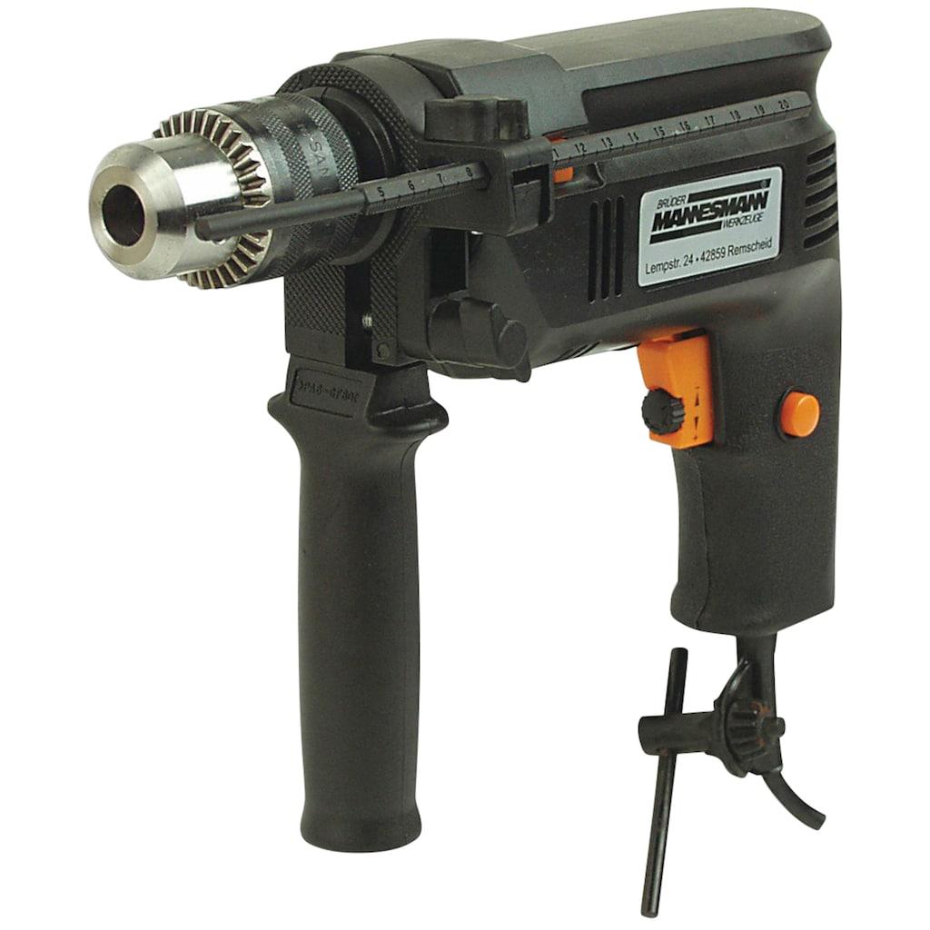 Brüder Mannesmann Werkzeuge Werkzeugset »Elektrogerätesatz, 4-tlg.«, (4 St.), Elektrogerätesatz