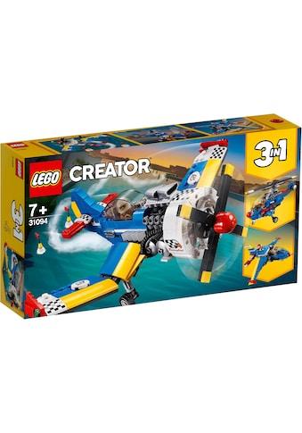 """LEGO® Konstruktionsspielsteine """"Rennflugzeug (31094), LEGO® Creator"""", Kunststoff, (333 - tlg.) kaufen"""