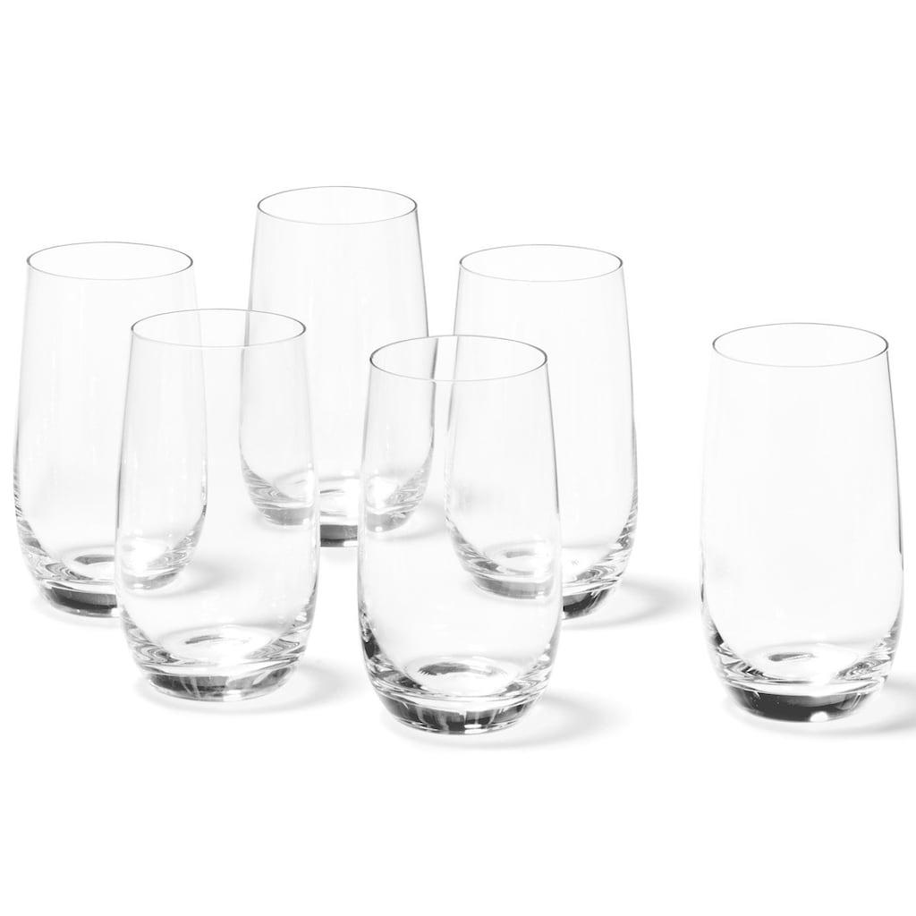 LEONARDO Glas »Tivoli«, (Set, 6 tlg.), 6-teilig