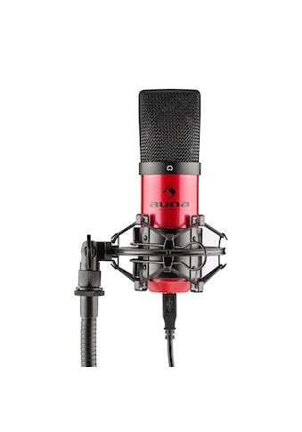 Auna USB Kondensator Mikrofon Niere Studio »MIC - UM900« kaufen
