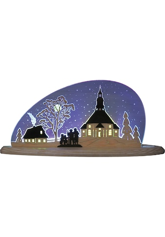 Weigla Lichterbogen »Seiffener Kirche« kaufen
