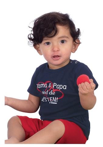 Trigema T-Shirt Mama & Papa kaufen