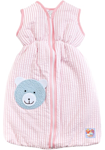 "Heless Puppen Schlafsack ""27 cm, rosa"", (1 - tlg.) kaufen"