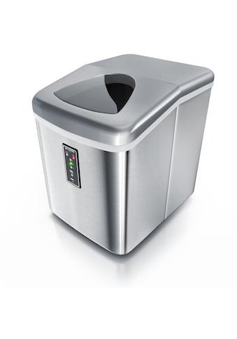 Brandson Eiswürfelmaschine »Eiswürfelbereiter - 9 Eiswürfel in 11 Minuten«, 150 W –... kaufen