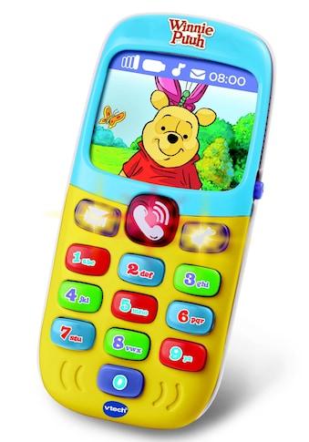 Vtech® Spieltelefon »Winnie Puuh Lernhandy« kaufen