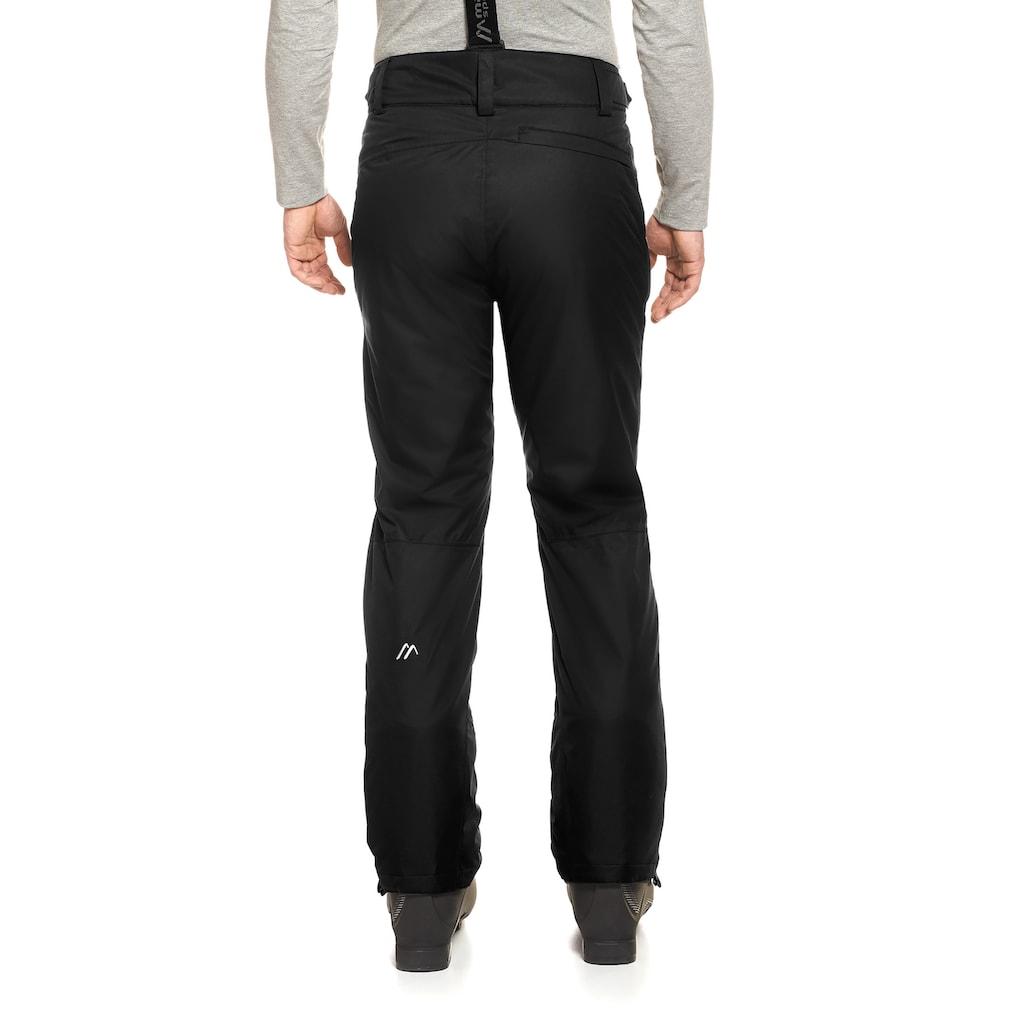 Maier Sports Skihose »Corban T«, Wattiert, wasser- und winddicht