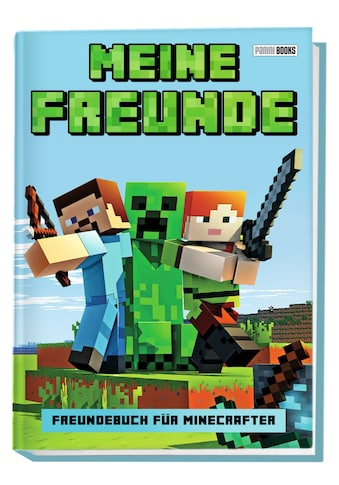 Buch »Meine Freunde - Freundebuch für Minecrafter / Panini« kaufen