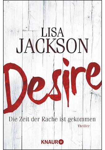 Buch »Desire. Die Zeit der Rache ist gekommen / Lisa Jackson, Kristina Lake-Zapp« kaufen