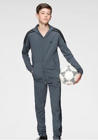 adidas Performance Jogginganzug »JOUTH BOY COTTON TRACKSUIT« (Set, 2 tlg.) kaufen