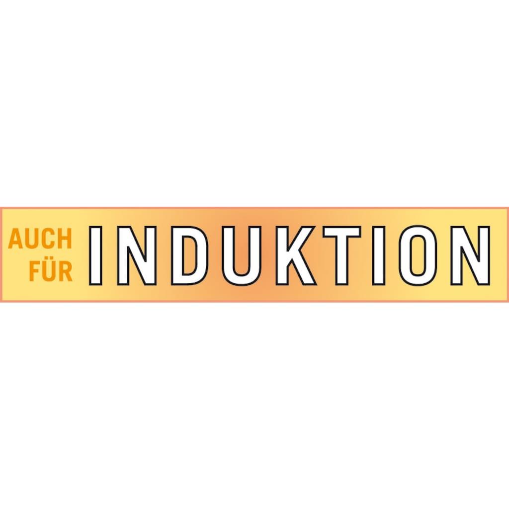 GSW Topf-Set »Montreal«, Edelstahl, (Set, 15 tlg.), Induktion