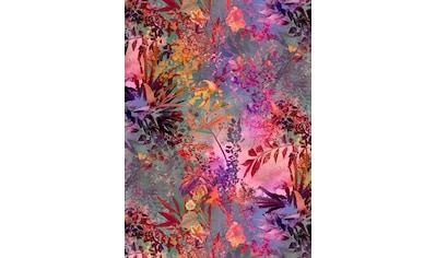 Komar Fototapete »Wild Garden«, bedruckt-floral-geblümt, ausgezeichnet lichtbeständig kaufen