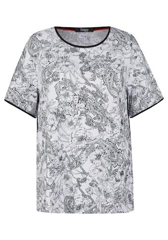 FRAPP T-Shirt, mit Paisleymuster kaufen
