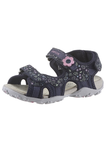 Geox Kids Sandale »Sandal Roxanne«, mit praktischen Klettverschlüssen kaufen