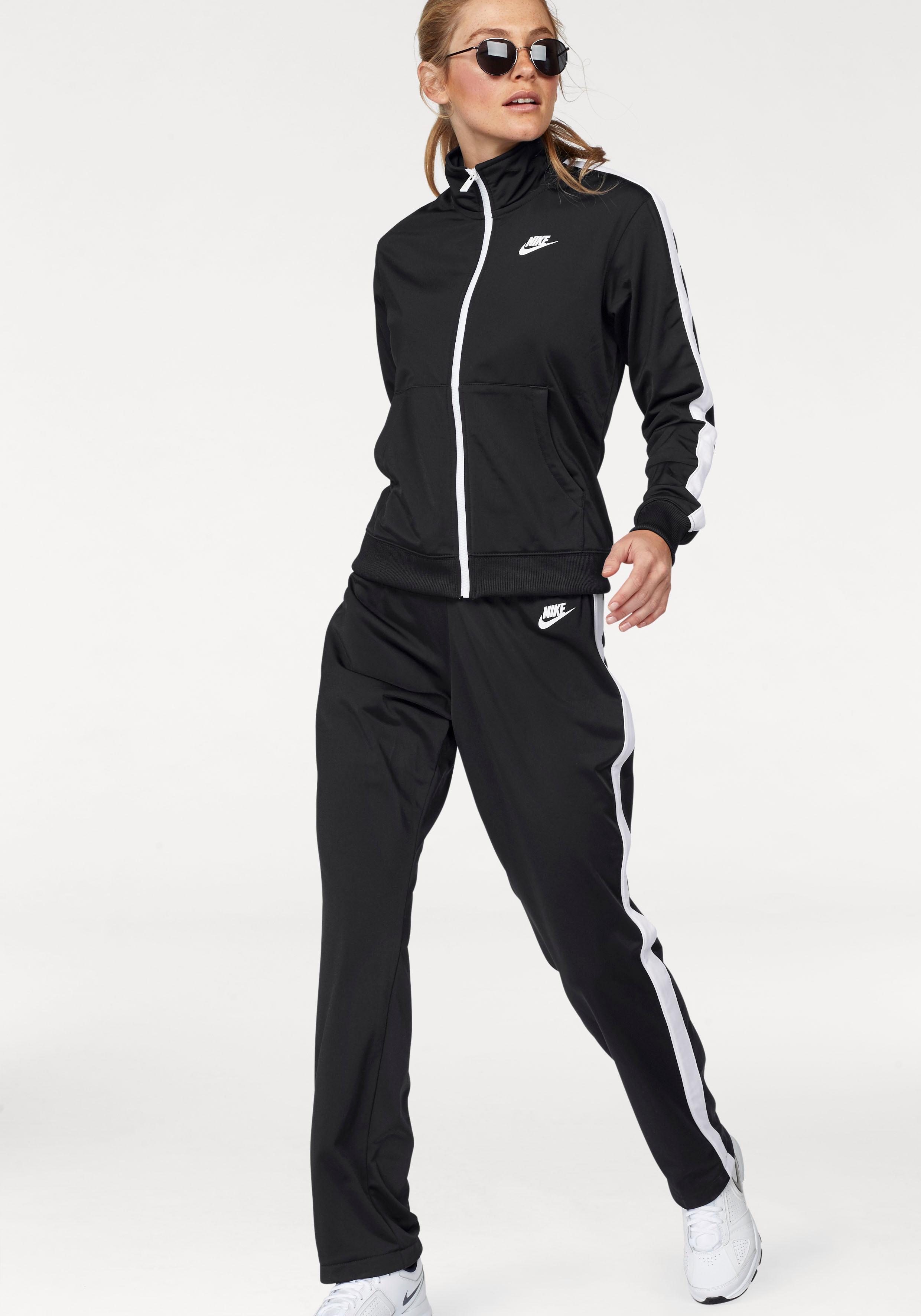großer Rabatt zahlreich in der Vielfalt Volumen groß Nike Sportswear Trainingsanzug »WOMEN NSW TRACK SUIT PK OH« (Set, 2 tlg.)