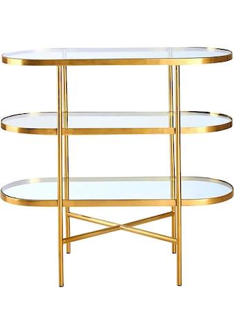 Schneider Standregal »Konsole Livia«, Art déco Design kaufen