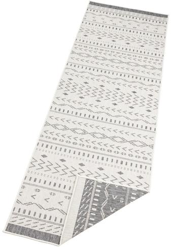 bougari Läufer »Kuba«, rechteckig, 5 mm Höhe, In- und Outdoor geeignet, Wendeteppich kaufen