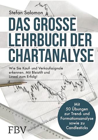 Buch »Das große Lehrbuch der Chartanalyse / Stefan Salomon« kaufen