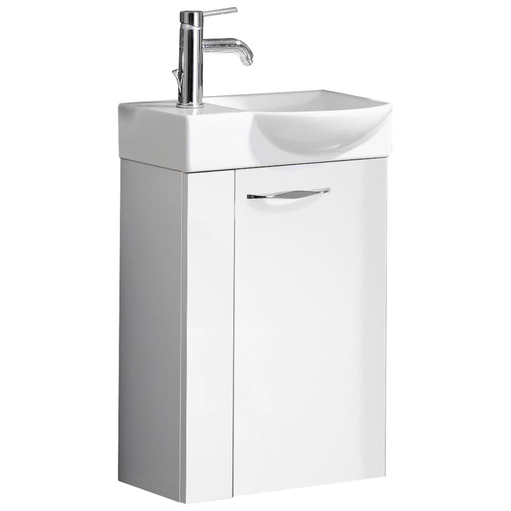 FACKELMANN Waschbeckenunterschrank »Sceno«, Breite 44 cm, ohne Becken