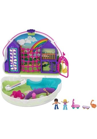 Mattel® Spielwelt »Polly Pocket, Regenbogen-Tasche« kaufen