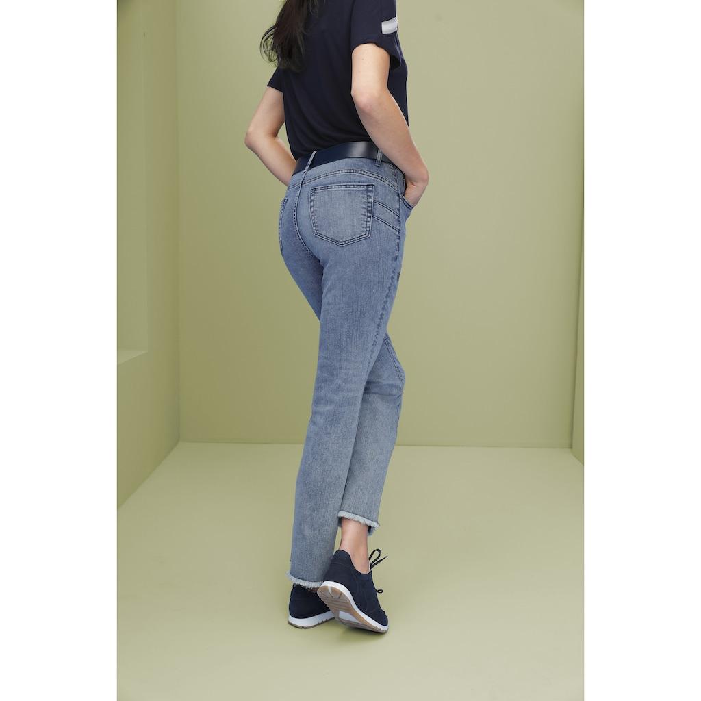 RICK CARDONA by Heine Bootcut-Jeans, mit Stickerei