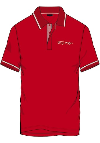 TOMMY HILFIGER Poloshirt »TOMMY SIGNATURE CASUAL POLO« kaufen