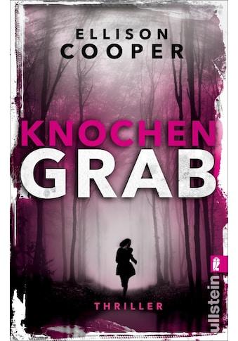 Buch »Knochengrab / Ellison Cooper, Sybille Uplegger« kaufen