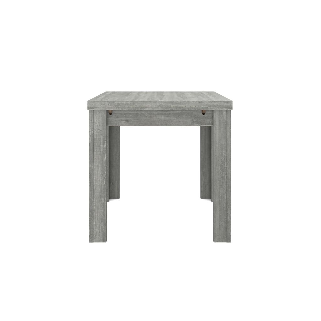 Esstisch »Monti«, 80 x 80 cm, ausziehbar