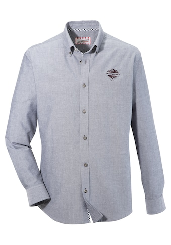 Andreas Gabalier Kollektion Trachtenhemd mit Stickerei kaufen