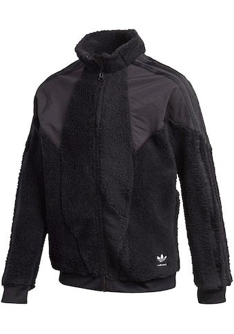 adidas Originals Fleecejacke »POLAR FLEEC TRACK TOP«, Für Kinder kaufen
