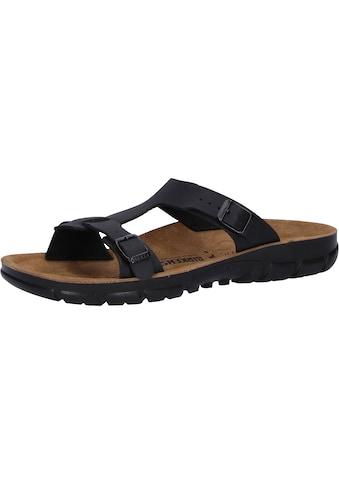 Birkenstock Sandale »263123«, Sofia schwarz kaufen