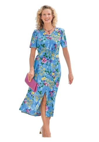 Classic Basics Kleid mit Seitenschlitzen kaufen