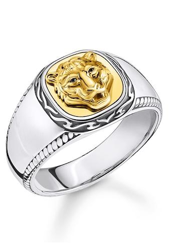 THOMAS SABO Fingerring »Tiger gold, TR2293-849-39-52, 54, 56, 58, 60, 62, 64, 66, 68«,... kaufen
