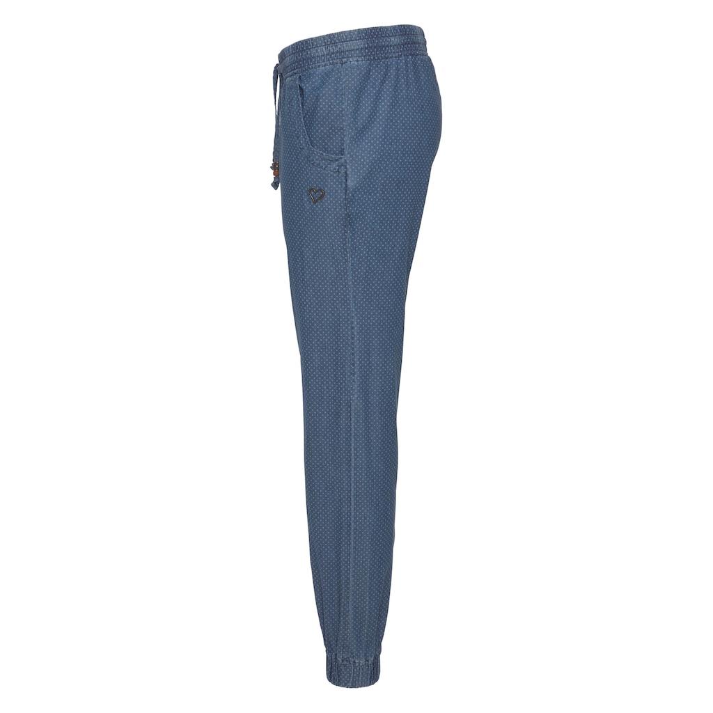 Alife & Kickin Jogger Pants »AliciaAK C«, in Jeans-Optik mit Elasthan