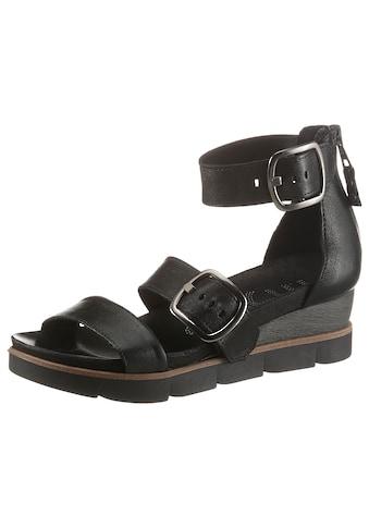 Mjus Sandalette »TAPASITA«, mit großen Schnallen kaufen