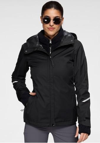 Polarino Regenjacke, packable mit Reflektorstreifen kaufen