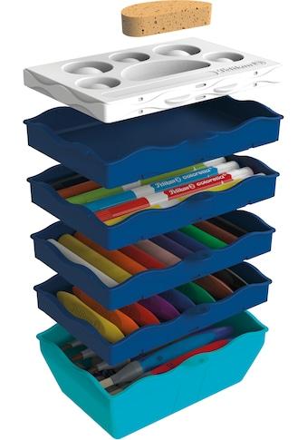 Pelikan Kreativset »Kreativfabrik - Supertower«, Inklusive Tragetasche, Made in Germany kaufen