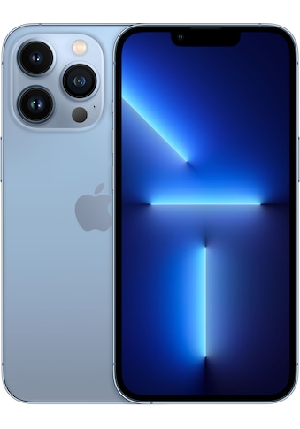 """Apple Smartphone »iPhone 13 Pro, 5G«, (15,4 cm/6,1 """", 512 GB Speicherplatz, 12 MP Kamera) kaufen"""