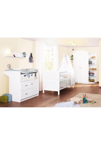 Pinolino® Babyzimmer-Komplettset »Laura«, (Set, 3 tlg.), Made in Germany kaufen